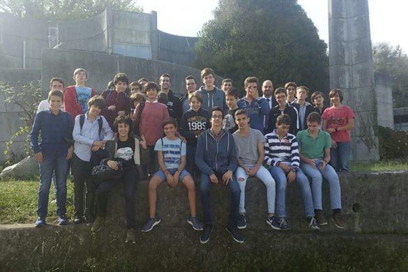 Convivencia de alumnos del Colegio Peñarredonda