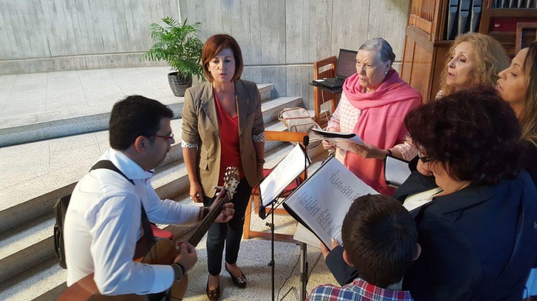 Coro parroquial