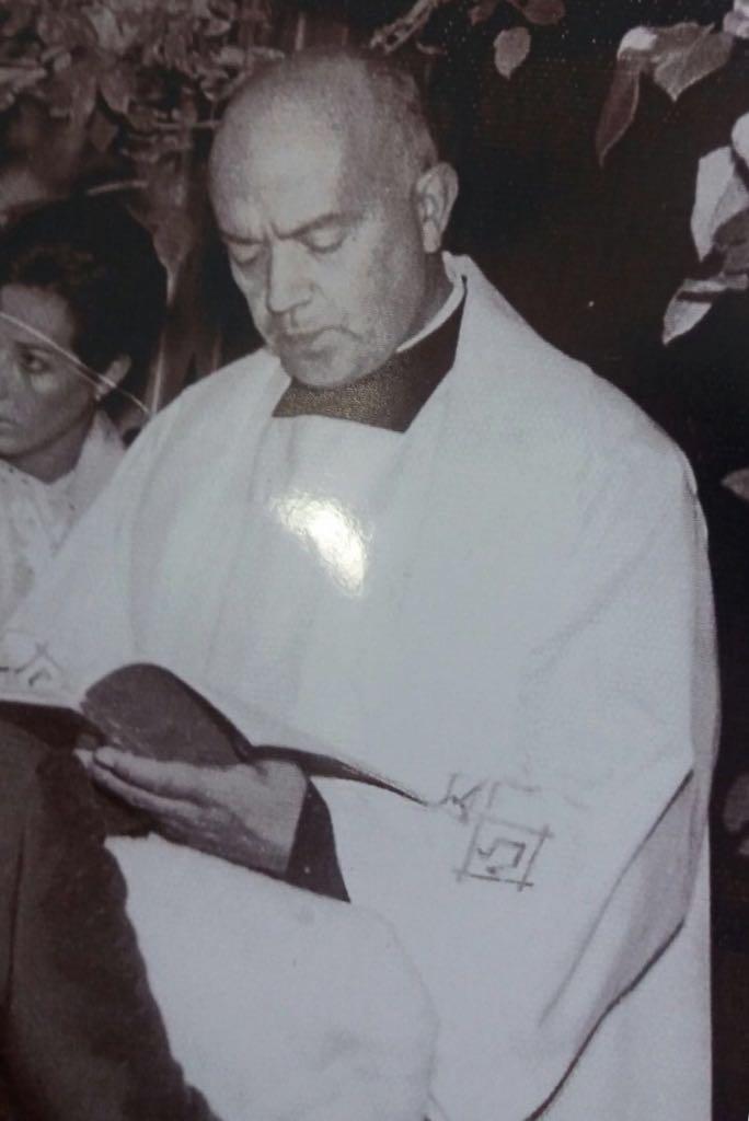 Fallecimiento de don Manuel Garcia Calviño