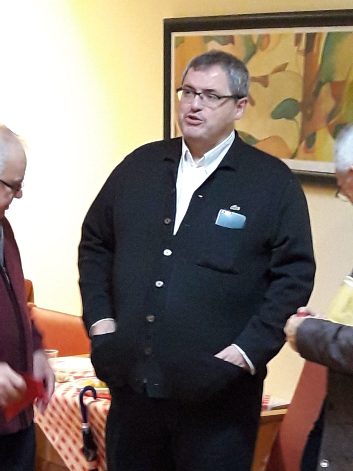 Fiesta del voluntariado de Cáritas en nuestra parroquia