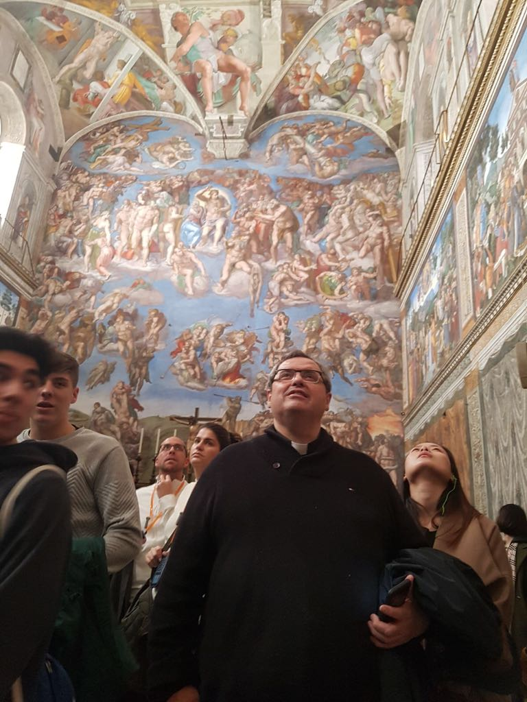 Peregrinación a Roma