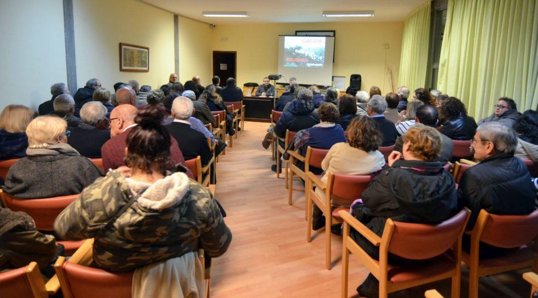 Conferencia de Felipe Senén