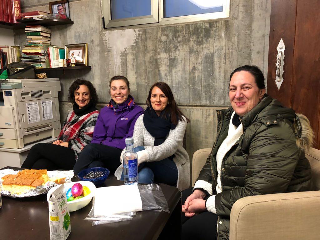 Encuentro del grupo Rezo en Nueva York