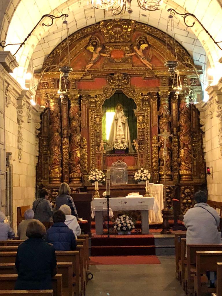 Romería a la Virgen