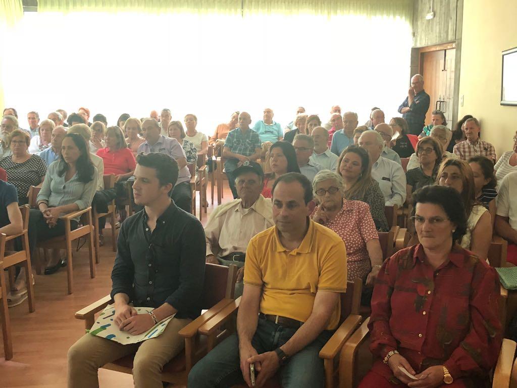 Conferencia Caritas