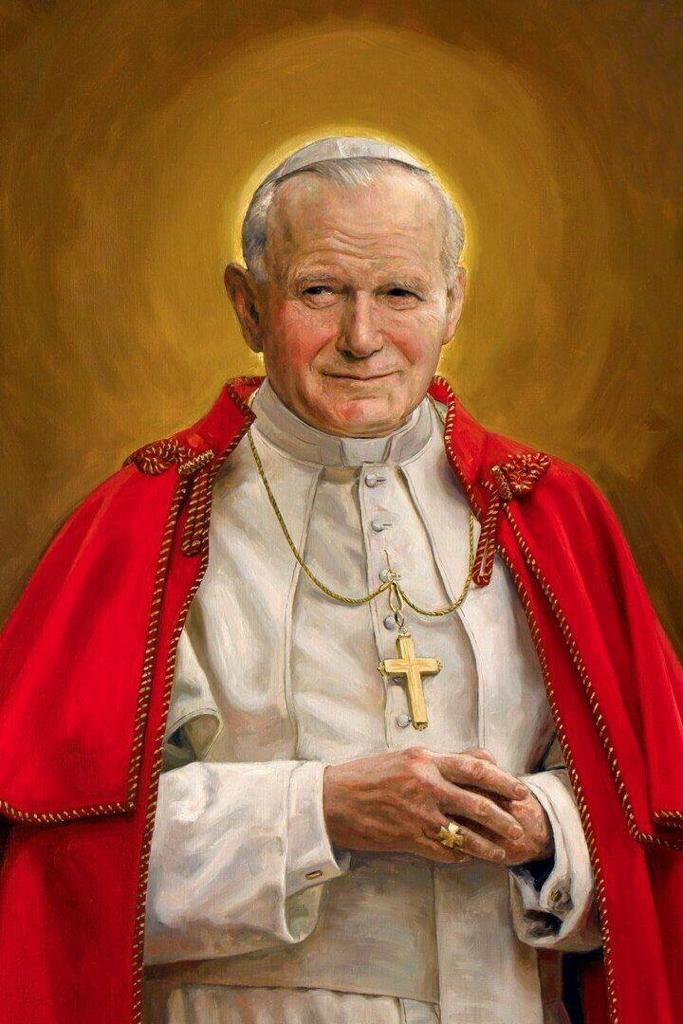 22 de octubre: San Juan Pablo II - Santa Eulalia de Lians