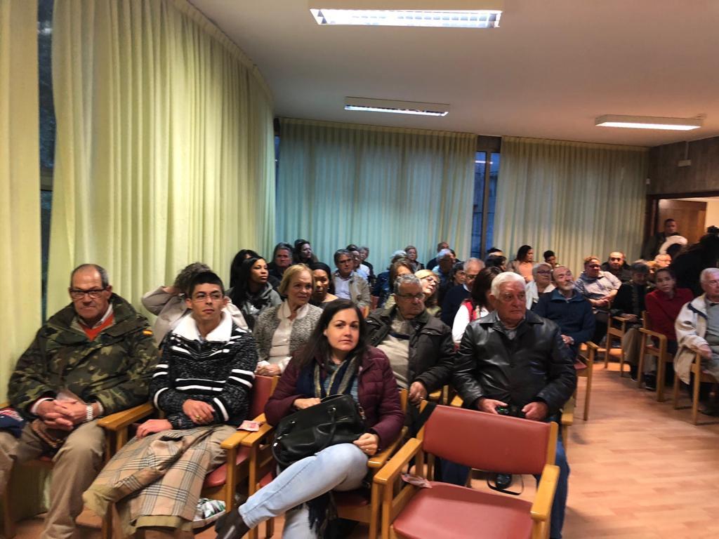 Marta Villar: Solidaridad en Oleiros