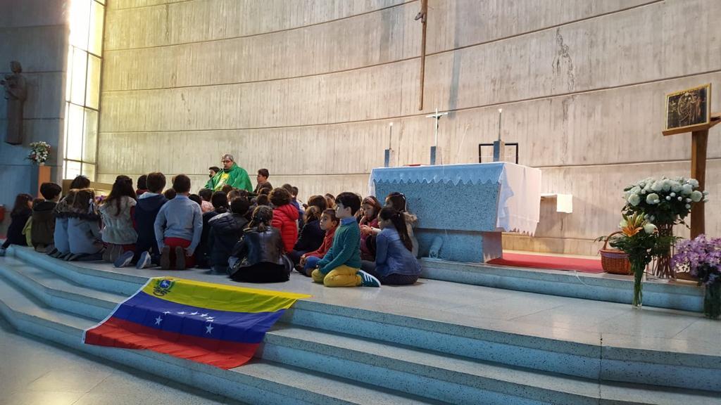 Fiesta de la Virgen de Chiquinquirá