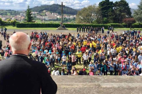 VII Encuentro de niños, taller de Santidad: San Juan Pablo II