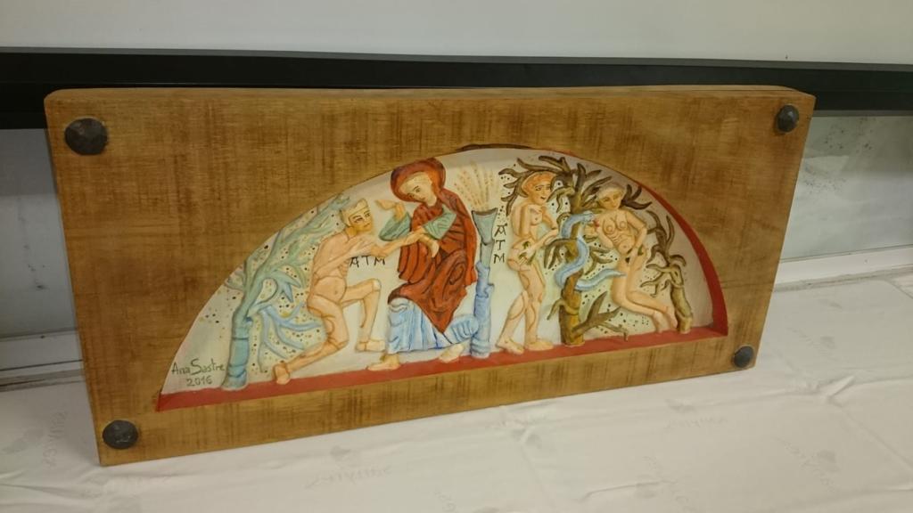 Arte Románico en papel